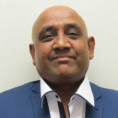 Cllr Shanker Gaire