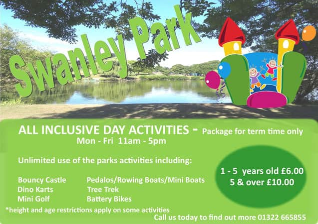 Swanley Park activities