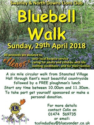 Bluebell Walk 2018