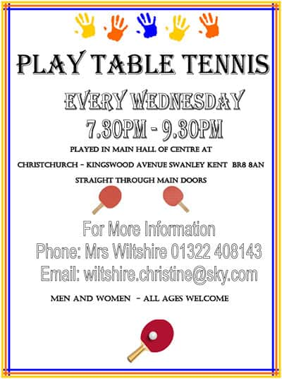 Table-Tennis-Wednesday-Christchurch-Kingswood-Avenue