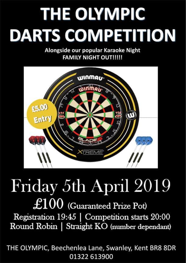 Darts-5-April-19