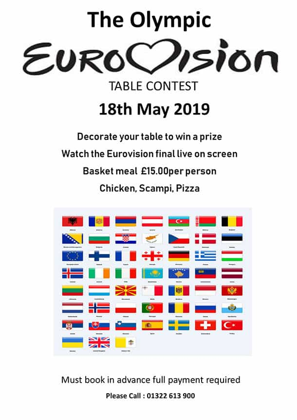 Eurovision-Table-Contest