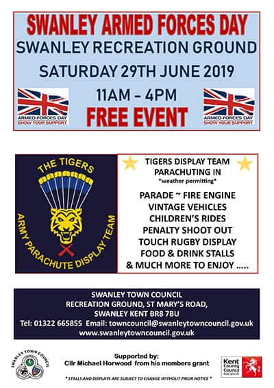 Swanley Armed Forces Day
