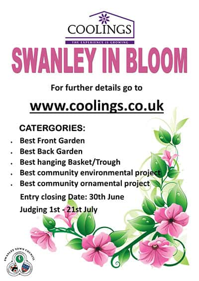 Swanley In Bloom