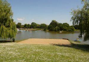 Swanley lake