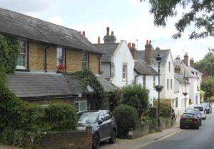 swanley-village